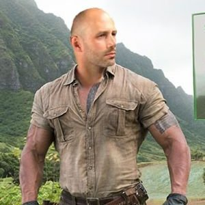 John Nolan as The Rock